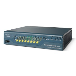 Cisco ASA 5505 Adaptive Security Appliance [ASA5505-BUN-K9] ราคาถูก