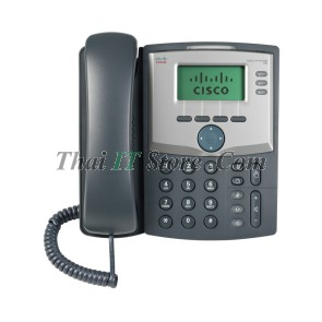 IP Phone SPA 303 IP Phone, Europe power adapter, 3-Line
