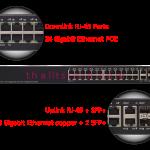 Cisco SMB Switches SG250X-24P รีวิว